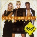 Mr. President - Happy People (Japanese Edition) '1998