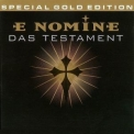 E Nomine - Das Testament (limited Edition) '2000