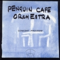 Penguin Cafe Orchestra, The - Concert Program (2CD) '1995