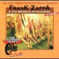 Frank Zappa & The Mothers Of Invention - The Easy Rider Generation In Concert (2CD) '1968