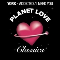 York - Addicted / I Need You [CDM] '2012