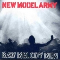 New Model Army - Raw Melody Men (live) '1991