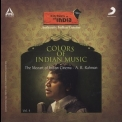 A.R. Rahman - Colors Of Indian Music (vol. 4) - The Mozart Of Indian Cinema '2010