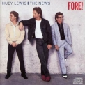 Huey Lewis And The News - Fore! (US Press) '1986