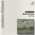 Alain Planes - Chabrier - Oeuvres Pour Piano '1993
