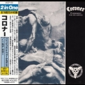 Coroner - Punishment For Decadence+no More Color [vicp-50 Japan] '1990