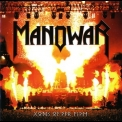 Manowar - Gods Of War Live Cd 1 (mca 01207-2) '2007