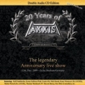 Axxis - The Legendary Anniversary Live Show (2CD) '2011