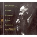 Arthur Rubinstein - Rubinstein Collection Vol.08 Busoni, Schubert, Schumann, Brahms, Rub... '1999