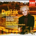 Antonin Dvorak - Tone Poems (2CD) Rattle, Berliner Philharmoniker '2005