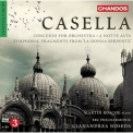 Gianandrea Noseda, Bbc Philharmonic - Casella 2012 Orchestral Works, Volume Ii '2012