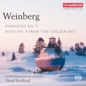 Mieczyslaw Weinberg  - Symphony No 3 Suite No 4 from The Golden Key '2011