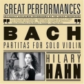 Hilary Hahn - Hilary Hahn Plays Bach '1997