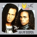 Milli Vanilli - All Or Nothing (The U.S. Mega Mix) [CDM] '1989
