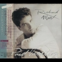 Richard Marx - Paid Vacation (1994 Japanese Edition) '1993