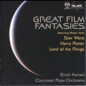 Erich Kunzel & The Cincinnati Pops Orchestra - Great Film Fantasie '2006