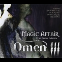 Magic Affair - Omen III (The New Mixes) [CDM] '2008