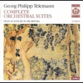 Georg Philipp Telemann - Complete Orchestral Suites, Vol. 2 (Disc 2) '2009