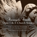 Corelli Arcangelo - Opus 1 & 3 Church Sonatas (The Avison Ensemble) '2014