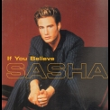 Sasha - If You Believe [CDM] '2000