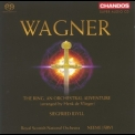 Richard Wagner - The Ring, an orchestral adventure; Siegfried Idyll (Royal Scottich National Orchestra) '2008