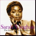 Sarah Vaughan - The Great American Songbook (2CD) '2007