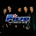 Five - Don't Wanna Let You Go [CDS] '2000