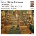 Georg Philipp Telemann - Complete Orchestral Suites, Vol. 4 (Disc 1) '2011