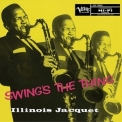 Illinois Jacquet - Swing's The Thing '1956