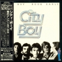 City Boy - Book Early '1978