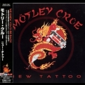 Motley Crue - New Tattoo (Japanese Edition) '2000