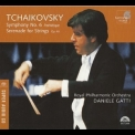 Tchaikovsky - Symphony No. 6 & Serenade for Strings (Daniele Gatti, Royal Philharmonic Orchestra) '2006
