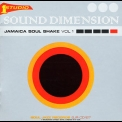 Sound Dimension - Jamaica Soul Shake Vol. 1 '2006