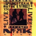 Bruce Springsteen & The E Street Band - Live In New York City - (2CD's)  '2001