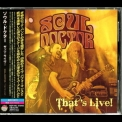 Soul Doctor - Thats Live! '2008