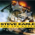 Steve Earle & The Dukes - Shut Up And Die Like An Aviator '1991