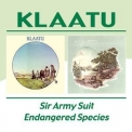 Klaatu - Sir Army Suit / Endangered Species '2004