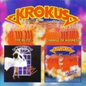 Krokus - The Blitz (1984) & Change Of Address (1986) '1999