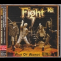 Fight - K5 The War Of Words Demos [sicp-1739] japan '2008