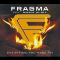 Fragma - Everytime You Need Me [CDM] '2001