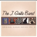 J. Geils Band, The - Original Album Series Vol. 2 '2014