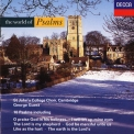 Choir Of St John's College, Cambridge - The World Of Psalms '1997
