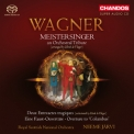 Richard Wagner - Meistersinger, Deux Entreactes tragiques, Eine Faust-Overture, Overture to Columbus (Royal Scottish National Orchestra, Neeme Järvi) '2011