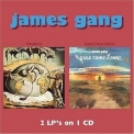 James Gang, The - Newborn / Jesse Come Home '2004