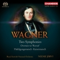 Richard Wagner - Symphony in C Major, Symphony in E Major, Huldigungsmarsch, Rienzi Overture, Kaisermarsch (Royal Scottish National Orchestra, Neeme Järvi) '2012