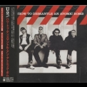U2 - How To Dismantle An Atomic Bomb (Japanese Edition) '2004
