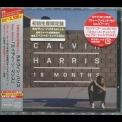 Calvin Harris - 18 Months (Japan 2CD Edition) '2012