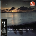Edvard Grieg - Complete Piano Music Vol.VII CD7 '1993