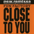 Fun Factory - Close To You (remixes) '1994