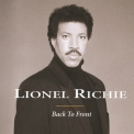 Lionel Richie - Back To Front (2015 Reissue) '1992